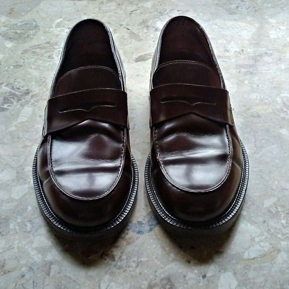 d8a51b8af77 Brooks Brothers Other - Brooks Brothers penny loafers 10 D